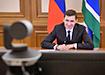 Евгений Куйвашев (2020) | Фото: Департамент информационной политики Свердловской области