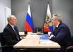 Владимир Путин, Александр Моор (2020) | Фото: kremlin.ru