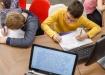 дети, образование, школа, компьютер, дистант (2020)   Фото: пресс-служба Воронежской областной думы