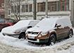 Машины в снегу (2021) | Фото: Накануне.RU
