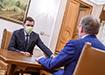 Евгений Куйвашев, Александр Бурков (2021)   Фото: ДИП