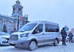 автобус с гробом в Екатеринбурге  (2021) | Фото: Накануне.RU