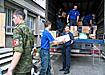 гуманитарная помощь красный крест Фото: Накануне.ru