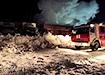 Пожар в Екатеринбурге на ул. Шефская (2021) | Фото: ГУ МЧС России по Свердловской области