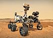 "Марсоход Perseverance (2021) | Фото: ютуб-канал ""NASA"""