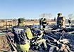 Пожар в Горноуральском городском округе, д. Бызова, ул. Рябиновая (2021) | Фото: СУ Следственного комитета РФ по Свердловской области