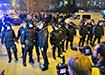 Полиция на шествии в поддержку Навального в Екатеринбурге (2021) | Фото: Накануне.RU