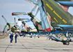 Авиация ЦВО, вертолёты Ми-8 (2021) | Фото: Накануне.RU