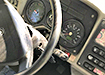 Автобус ПАЗ, врезавшийся в остановку в закрытом городе Лесной Свердловской области (2021) | Фото: СУ Следственного комитета РФ по Свердловской области