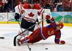 Хоккей Россия - Канада, Олимпиада в Ванкувере|Фото: Reuters/HANS DERYK