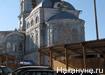 Вознесенская церковь забор Фото:Накануне.RU