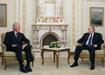 Бывший президент США Билл Клинтон и премьер-министр РФ Владимир Путин (2010) | Фото: premier.gov.ru