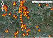 свердловская область пожар карта|Фото: maps.google.ru