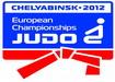Логотип чемпионата европы по дзюдо 2012|Фото:Пресс-служба губернатора Челябинской области