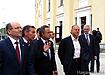 центральный стадион екатеринбург министр спорта мутко витали губернатор мишарин александр пумпянский дмитрий Фото: Накануне.RU