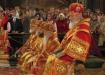 патриарх Кирилл, молебен в защиту Церкви и поруганных святынь, Храм Христа Спасителя|Фото:Накануне.RU