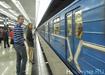 открытие станции метро Чкаловская, вагон, пассажиры Фото: Накануне.RU