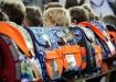 первоклашки рюкзак портфель школьники|Фото: