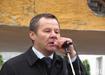 Краснотурьинск митинг в защиту БАЗА депутат гордумы Ильдус Хакимов|Фото: Накануне.RU
