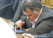 депутатское слушание по тарифам на транспорте, Тунгусов|Фото: Накануне.RU