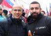 Антимайдан, марш, Александр Бречалов, Илья Белоус|Фото: Накануне.RU