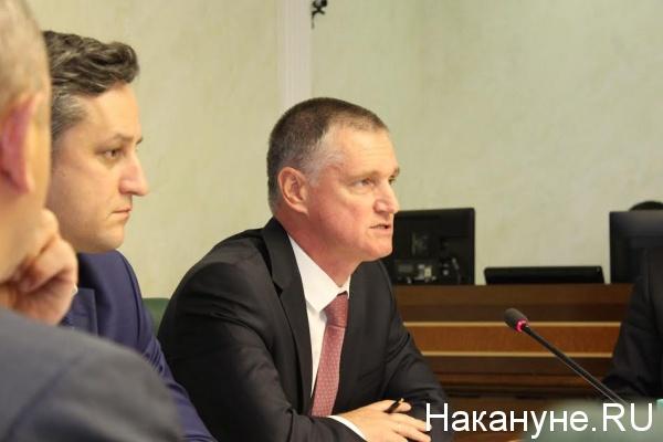Забозлаев Алексей Геннадиевич, заместитель губернатора Ханты-Мансийского автономного округа|Фото: Накануне.RU