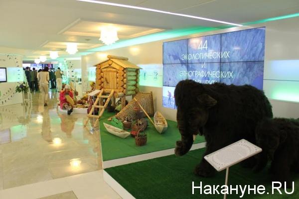 выставка, Дни ХМАО в Совете Федерации Фото: Накануне.RU