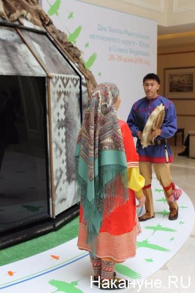 выставка, Дни ХМАО в Совете Федерации, кмнс|Фото: Накануне.RU
