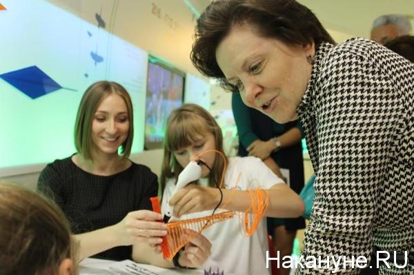 Наталья Комарова Фото: Накануне.RU