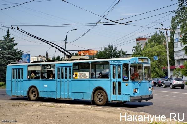 троллейбус|Фото:Накануне.RU