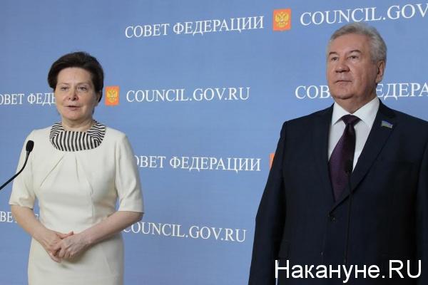 Наталья Комарова, Борис Хохряков|Фото: Накануне.RU