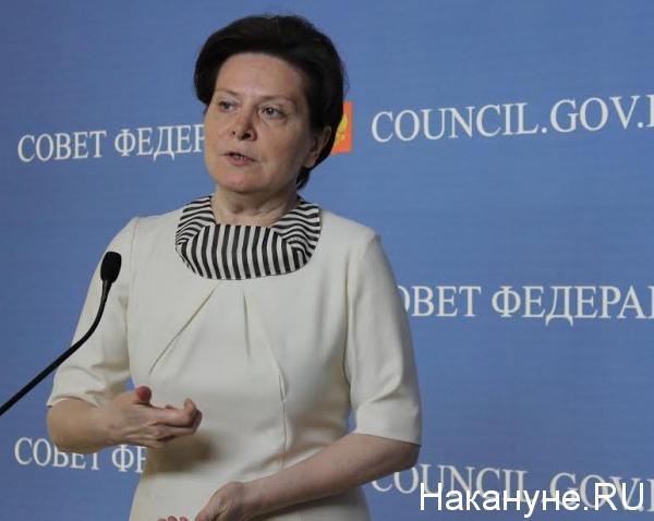 Наталья Комарова|Фото: Накануне.RU
