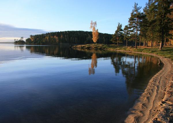 Озеро Таватуй|Фото: uralkop.ru