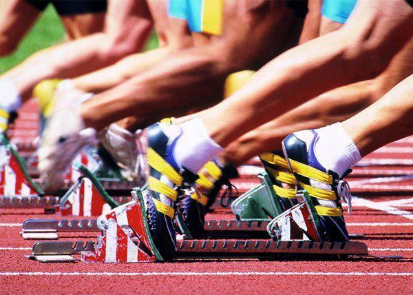Легкая атлетика Фото: polit.ru