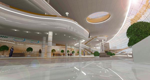 проект «Золотого» автовокзала|Фото: