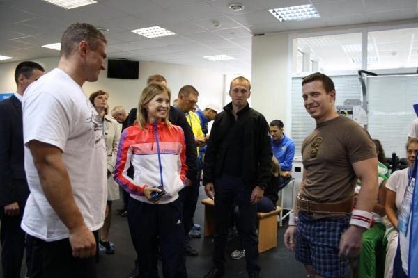 поклонская, прокуратура, спартакиада,|Фото:прокуратура Крыма