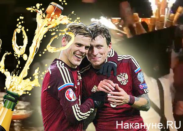 коллаж, Александр Кокорин, Павел Мамаев|Фото: Накануне.RU