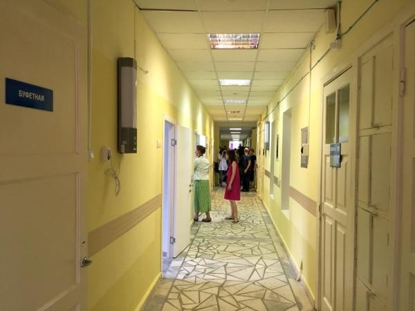 отделение паллиативной помощи, больница|Фото: Департамент информационной политики губернатора