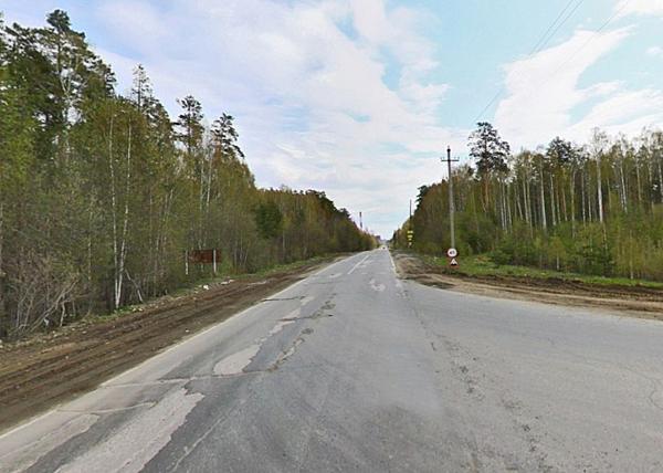 дорога к Ново-Свердловской ТЭЦ|Фото: мэрия Екатеринбурга
