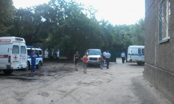 бомба, детский сад, Курган, эвакуация|Фото:vk.com