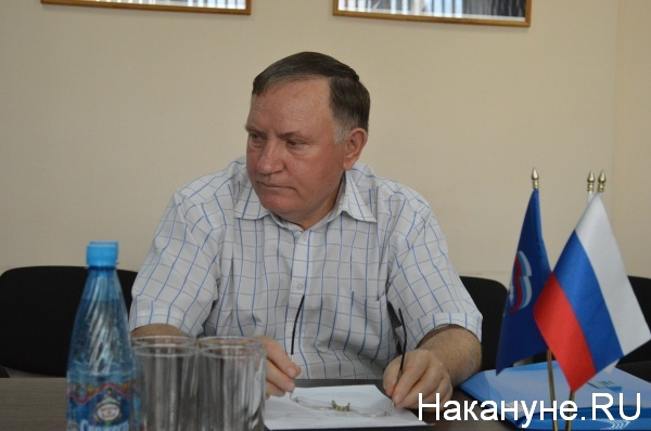 Василий Шишкоедов Фото:Накануне.RU