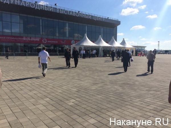 Иннопром выставка|Фото: Накануне.RU