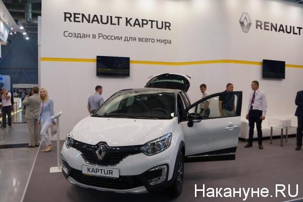 Renault Kaptur|Фото: Накануне.RU