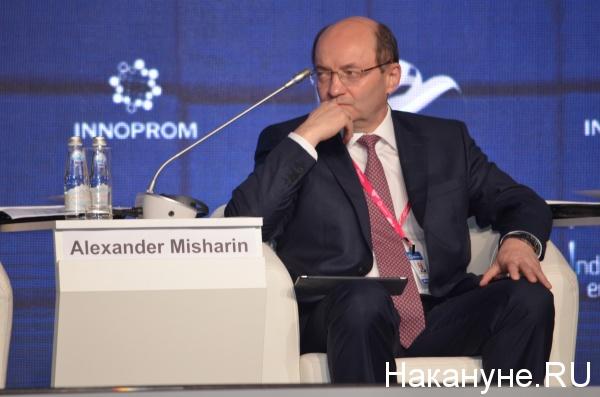 российско-индийский форум Иннопром Александр Мишарин|Фото: Накануне.RU