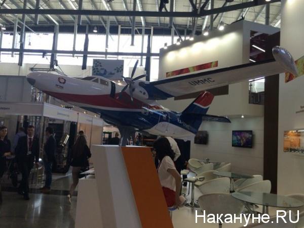 самолет L-410 Иннопром|Фото: Накануне.RU