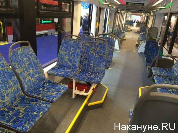 низкопольный трамвай Иннопром|Фото: Накануне.RU