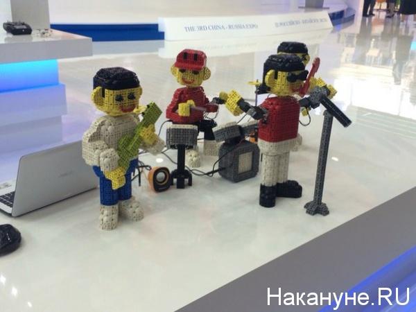 Иннопром Лего|Фото: Накануне.RU