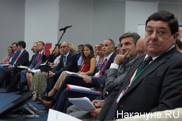 российско-итальянский форум, иннопром-2016|Фото: Накануне.RU