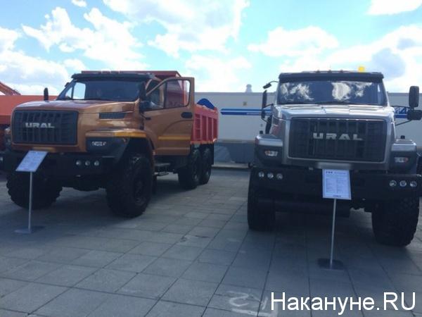 Иннопром выставка АЗ Урал|Фото: Накануне.RU