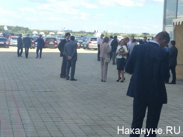 Александр Высокинский Иннопром|Фото: Накануне.RU